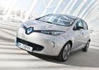 Renault Zoe byl loni nejprod�van�j��m elektromobilem v Evrop�
