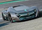 Mercedes-Benz ELK: Vize elektrického supersportu s trojcípou hvězdou