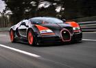 Rekordn� Bugatti Veyron 16.4 Grand Sport Vitesse na prodej