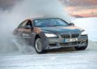 Jízdní dojmy: S vozy BMW xDrive na sněhu a ledu