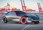 Opel GT Concept se ofici�ln� p�edstavuje