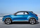 Volkswagen T-Cross: V Ženevě se objeví koncept malého crossoveru