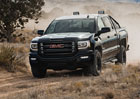 GMC Sierra All Terrain X si hraje na drs��ka (+video)