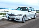 BMW 330e na nov�ch fotk�ch: 185 kW a spot�eba 2,1 l/100 km