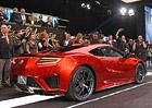 První Honda NSX se vydražila za 30 milionů korun