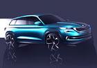 Škoda VisionS: Předzvěst sedmimístného SUV se ukáže v Ženevě