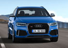 Audi RS Q3 performance: Pětiválcové SUV posílilo na 270 kW