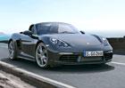 Porsche 718 Boxster: �ty�i v�lce na �esk�m trhu stoj� 1,54 milionu K�
