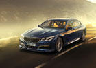 Alpina B7 Bi-Turbo xDrive: Vrchol luxusu a v�konu z Buchloe (+video)