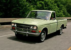 Pick-up Datsun 1600 (1971): P�ta�ty�ic�tn�k v dokonal� kondici