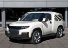 Toyota U2 Urban Utility: Chystají Japonci kompaktní dodávku?