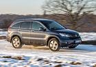 Ojetá Honda CR-V (2007-2012): Bezpečná volnočasová aktivita