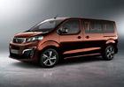 Peugeot Traveller i-Lab je koncept luxusní dodávky pro VIP klienty