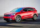 Kia Niro s hybridním pohonem otevírá novou kategorii