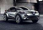Toyota C-HR: Nový kompaktní crossover se bude vyrábět v Turecku