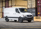 Mercedes-Benz Sprinter Worker pro Severn� Ameriku