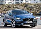 Volvo v �enev� uk�e dv� sv�tov� premi�ry: Novou V90 a modernizovanou V40