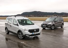 Dacia Dokker Stepway vs. Peugeot Partner Tepee Outdoor