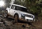 Land Rover Defender: N�stupce bude a� za t�i roky