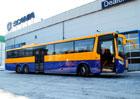 Scania Omniexpress 3.20 pro linku Brno � Hodon�n