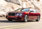 Bentley Flying Spur V8 S: Nov� st�ed nab�dky