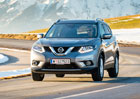 Jezdili jsme v novince Nissanu: Sedm jezdců v extázi