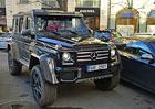 Video: Vzali jsme Mercedes G 500 4x42 do centra Prahy. Dá se tam s ním vůbec žít?