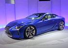 Lexus LC 500h poprv� na vlastn� o�i: Hybridn� kup� m� �ty�stup�ov� automat!