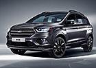 Ford Kuga: Malá puma prošla faceliftem a zdrsněla