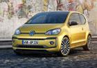 VW v �enev� uk�e modernizovan� Up! Najdete n�jak� rozd�l?