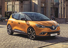 Nový Renault Scénic na první fotografii! Taky vidíte Captur?
