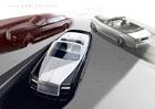 Rolls-Royce Phantom letos skon��, kup� a kabriolet z�stanou bez n�stupc�