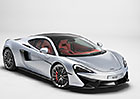 McLaren rozšiřuje nabídku, 570 GT láká na velký kufr a tišší výfuk