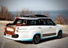 Nejo�kliv�j�� taxi? Fiat 500L Tiberio k��en� s jachtou