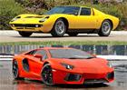 Lamborghini a geneze supersportů: Od Miury po Aventador