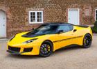 Lotus Evora Sport 410: Kila dol� a kon� nahoru