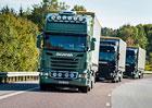 Scania a Ericsson spole�n� pro zefektivn�n� dopravy