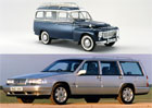 Kombíky Volvo: Od švédských tanků po stylovky (1. díl – Klasika)