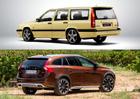Komb�ky Volvo: Od �v�dsk�ch tank� po stylovky (2. d�l � S p�edn�m pohonem)