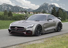 Mercedes-AMG GT S a po��dn� porce agresivity