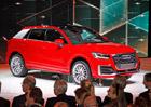 """Audi Q2 je drzé auto! """"Hrana"""" půjde do prodeje na podzim (první živé dojmy)"""