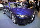 Alfa Romeo Giulia: I standardní verze jsou atraktivní