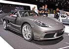 Modernizovan� Boxster se na pom�ry Porsche hodn� zm�nil, vypad� ale skoro stejn�