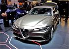 Video: Standardn� Alfa Romeo Giulia n�m nejv�ce p�ipom�n� Maserati Ghibli