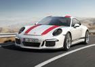 Porsche 911 R: Pět stovek atmosférických koní s manuálem