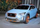 Subaru XV Concept: Kr��ek od s�rie