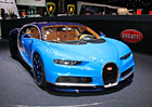 Bugatti Chiron: Nejrychlejší auto světa je jako čekání na Godota (+video)