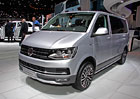 Volkswagen Multivan PanAmericana: Premi�ra s�riov� verze