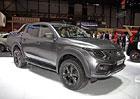 Fiat Fullback: Pick-up jako Show Car pro Evropu