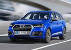 Audi SQ7 TDI: Naftov� mastodont nazul tretry